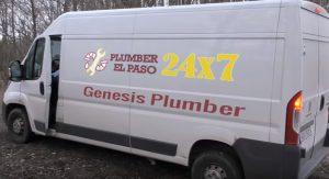 van genesis plumber